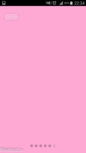 Розовая подсветка