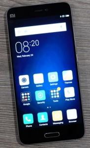 Характеристики Xiaomi Mi5