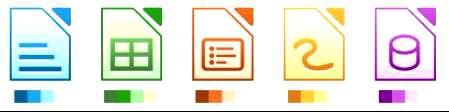 Иконки LibreOffice