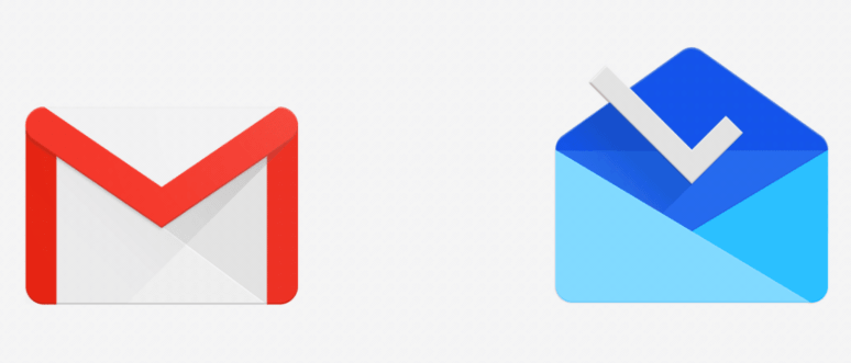 Inbox и Gmail