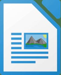 Как в LibreOffice сделать альбомный лист